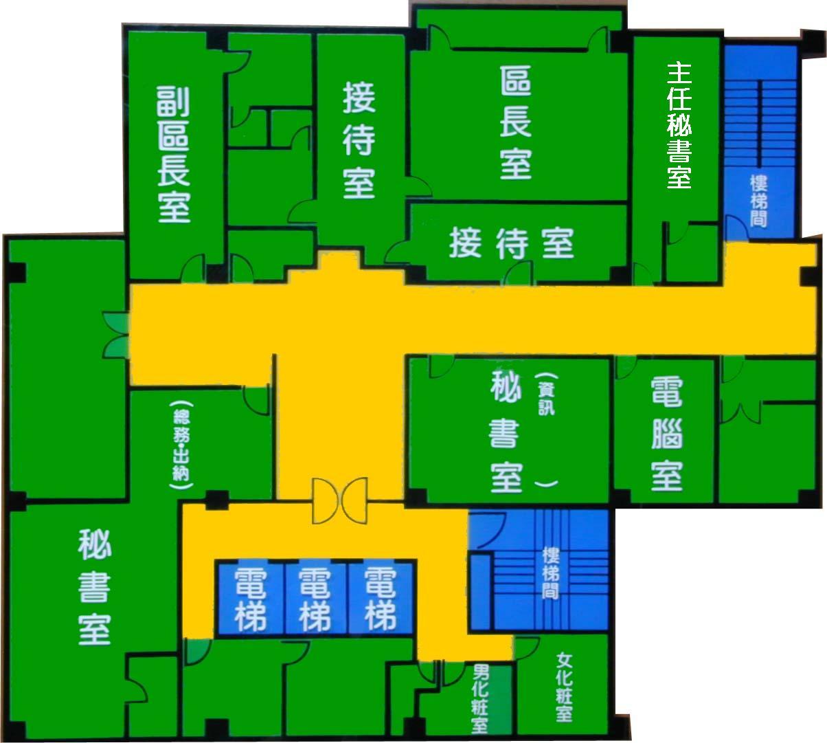9樓平面圖