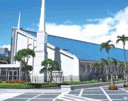 10. The Church of Jesus Christ of Latter-day Saints Taipei