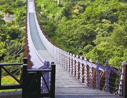 Baishihu Suspension Bridge