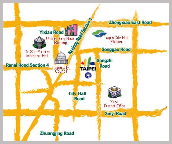 TCG MAP