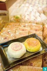 3. Li Ting-xiang Cake Shop, a century-old business on Dihua St.