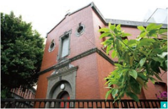 4. Li Chun-sheng Memorial Church, a European-style Baroque creation.