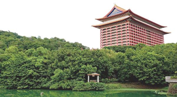 The Grand Hotel: Taipei's Chinese Palace-style Iconic Landmark