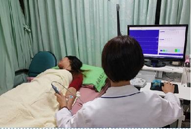 神經科電氣生理檢查室