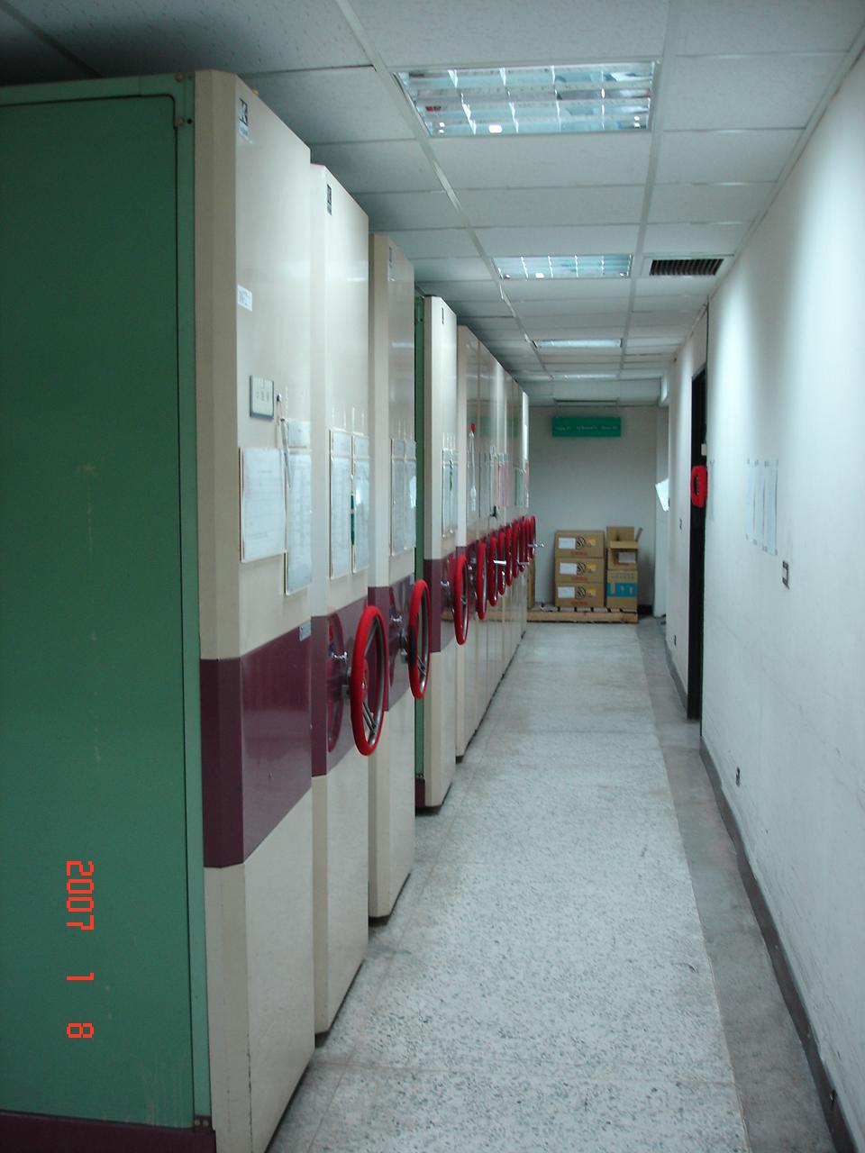 藥品庫存管理空間整潔有序