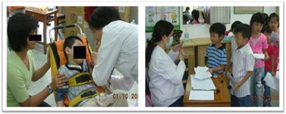 預防醫學科業務-國小學童施打感冒疫苗