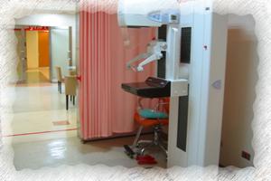 B棟地下一樓放射科乳房攝影儀