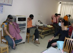 復健科-中頻電刺激