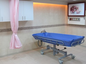 護理之家淋浴室