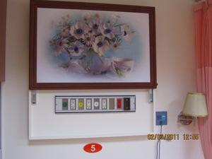 護理之家隱藏式氧氣設備