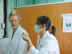 國外醫學院交流,醫學生來訪
