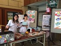 蘭雅國中校慶用藥安全藥師諮詢服務