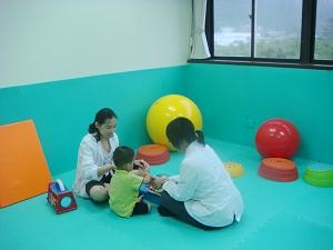 早期療育治療情形
