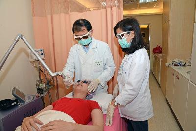 美容醫學服務項目
