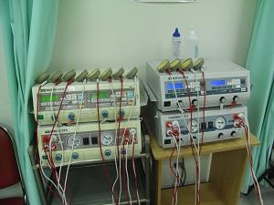 電療-中頻干擾波