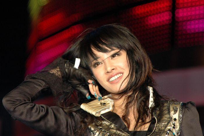 (另開視窗)2007跨年晚會,偶像明星蔡依林