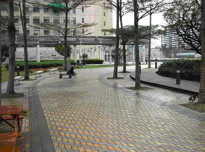 市政大樓周邊場地好望角步道區01