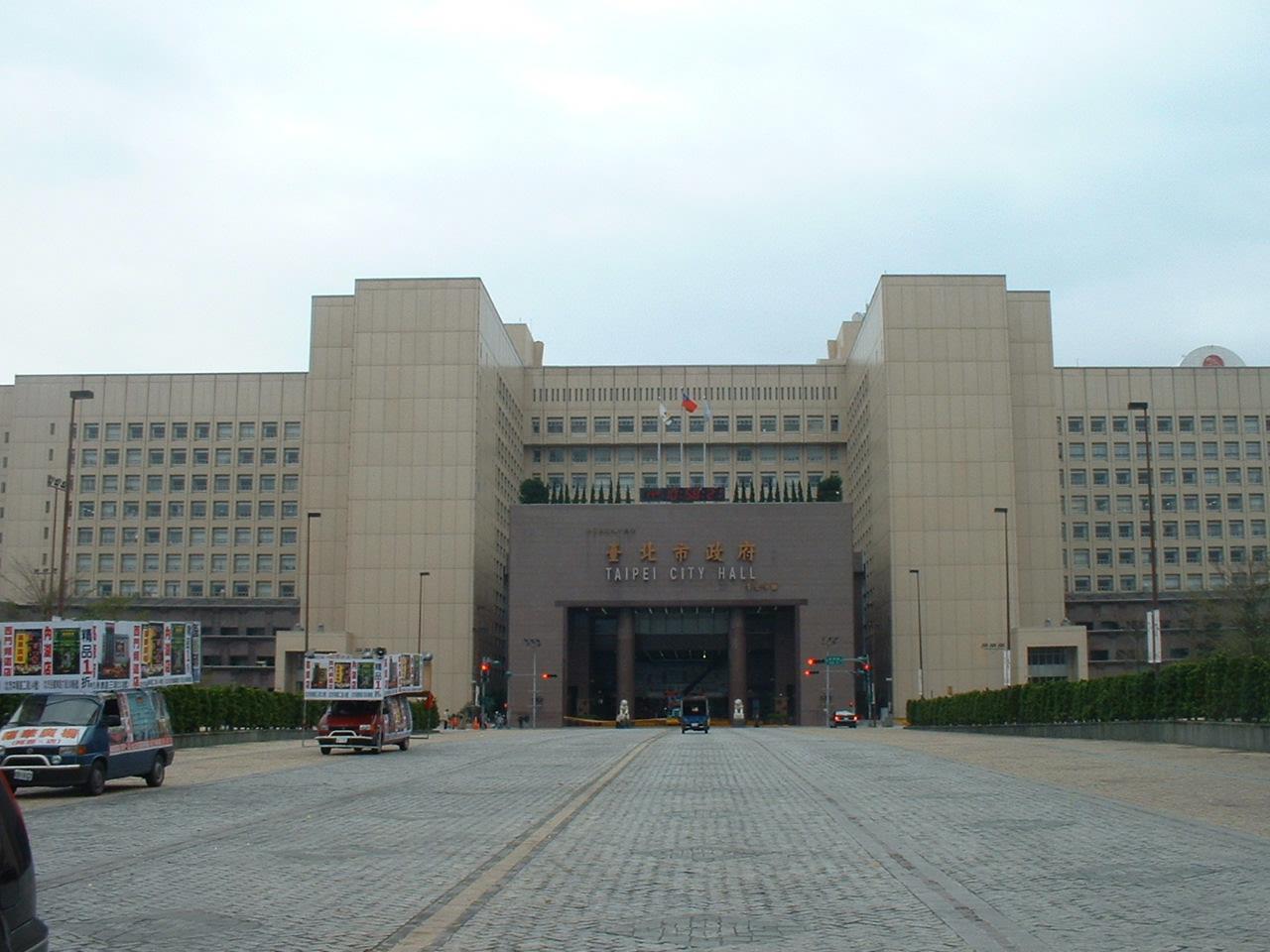 市政大樓周邊場地新仁愛路段02