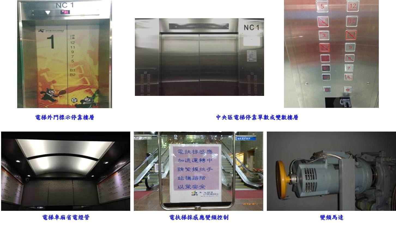 節能專區-電梯電扶梯案例圖片