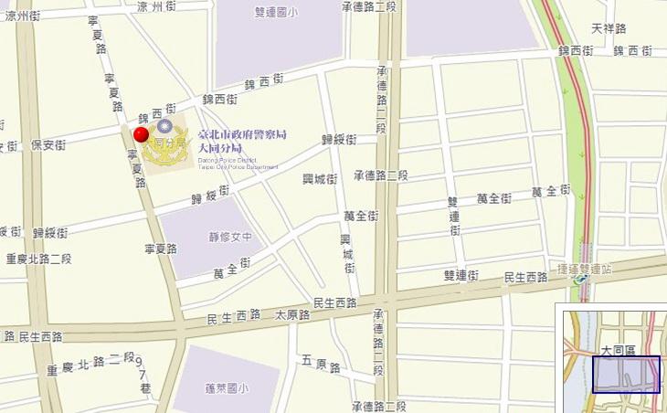 地理位置-連結Google Map服務