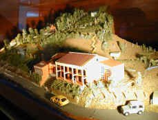 茶展中心模型圖