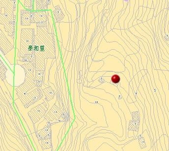 糶米公廟記事位置圖