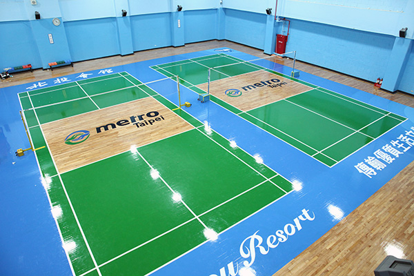Badminton Court(Right Side)