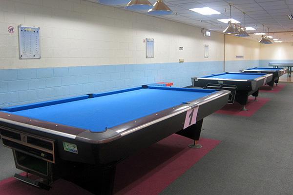 Billiard Table Room