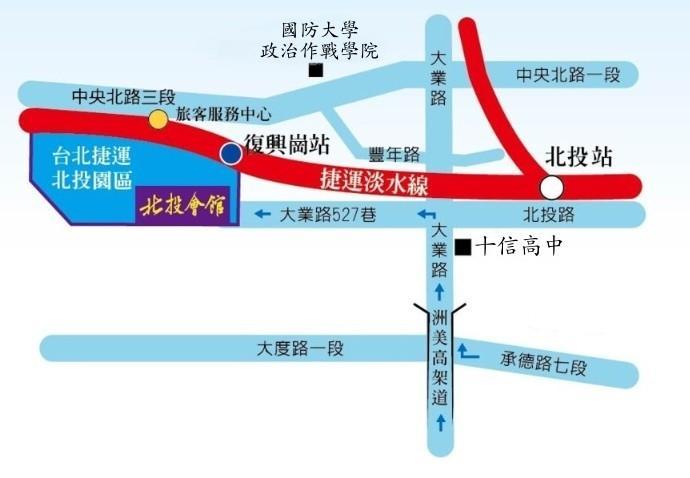 地理位置地圖