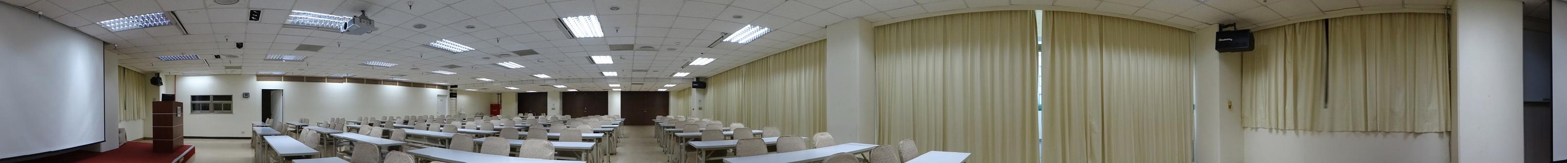 實景環場 > 訓練教室 > 綜合會議廳