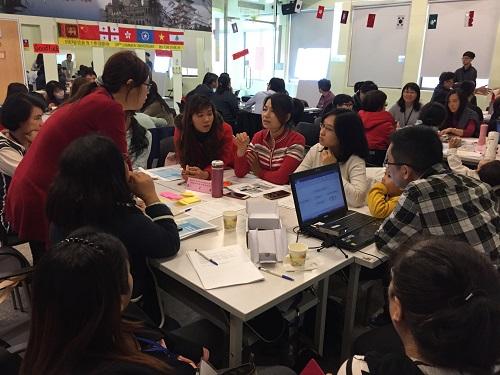 實作課程-分組討論