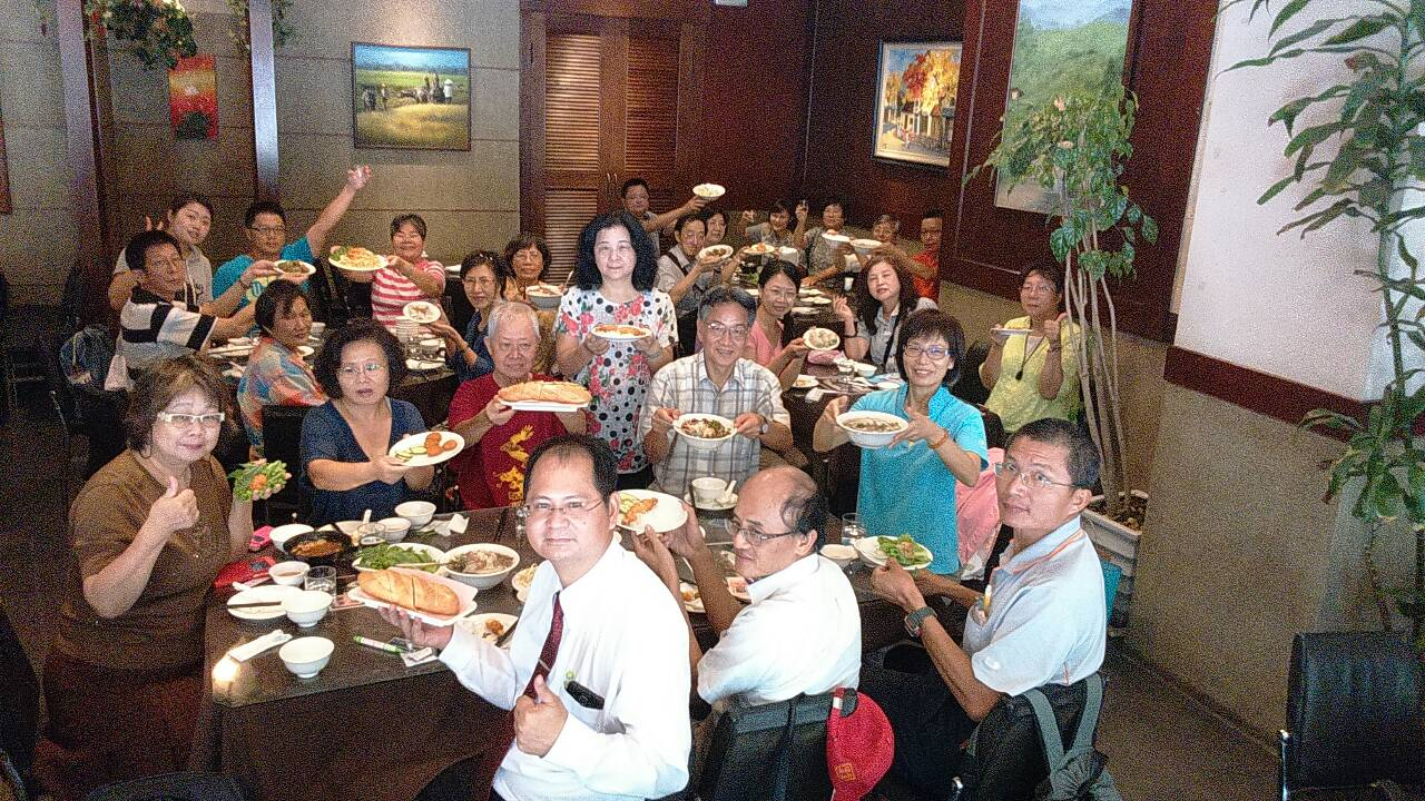 越南餐廳點餐