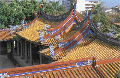 臺北市孔廟建築簡介