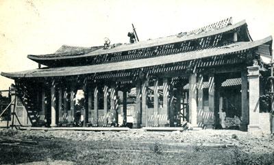 1935年櫺星門