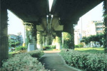 臺北捷運的景觀規劃示意圖