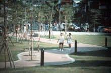 線型公園示意圖