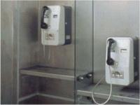 行動不便人士專用電話示意圖