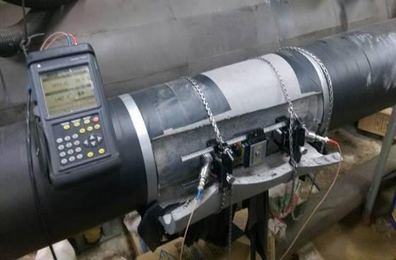104量測冰水機冷卻水量