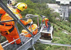 Vertical Rescue Operations