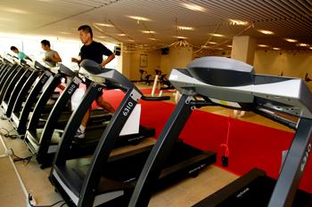 健身房圖片