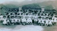 六O年代-湖光教會附設幼稚園畢業
