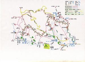 登山步道圖