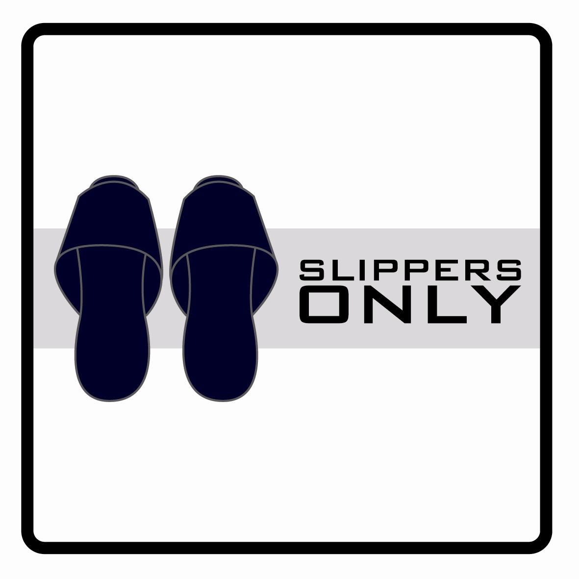 【icon】入內穿拖鞋