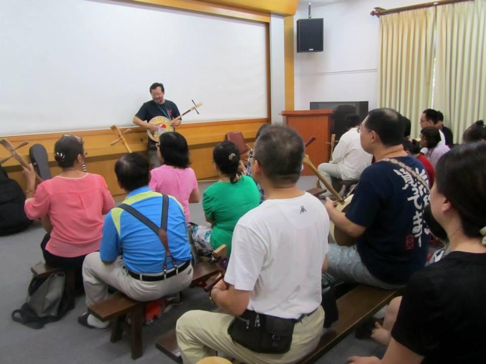 2014陳明章月琴彈奏體驗坊