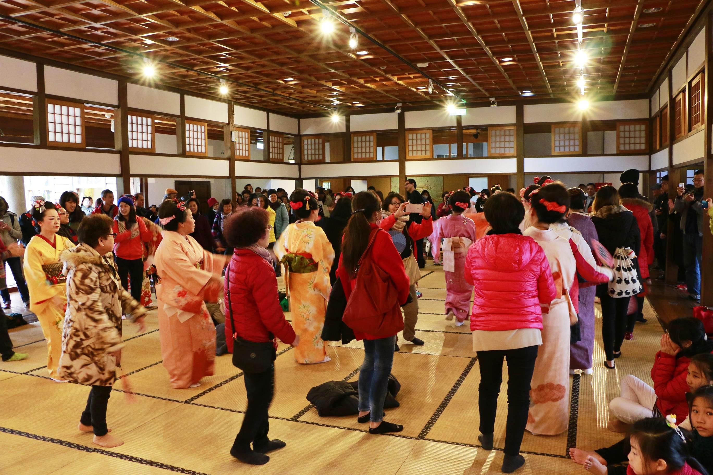 2017春季活動表演06-日本舞