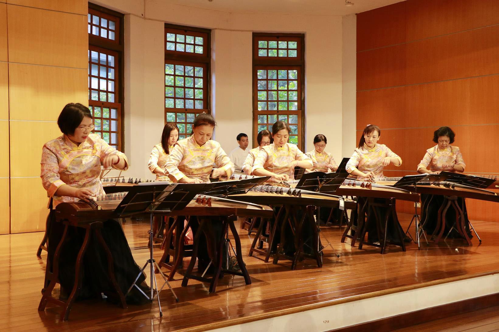 2017春季活動表演10-小紙船箏樂團