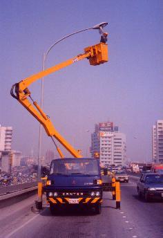 Maintaining the Street Lights (II)