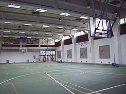 B2-體育館-室內籃球、羽球場