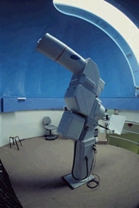 the second observatory