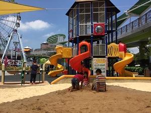 沙坑遊戲場